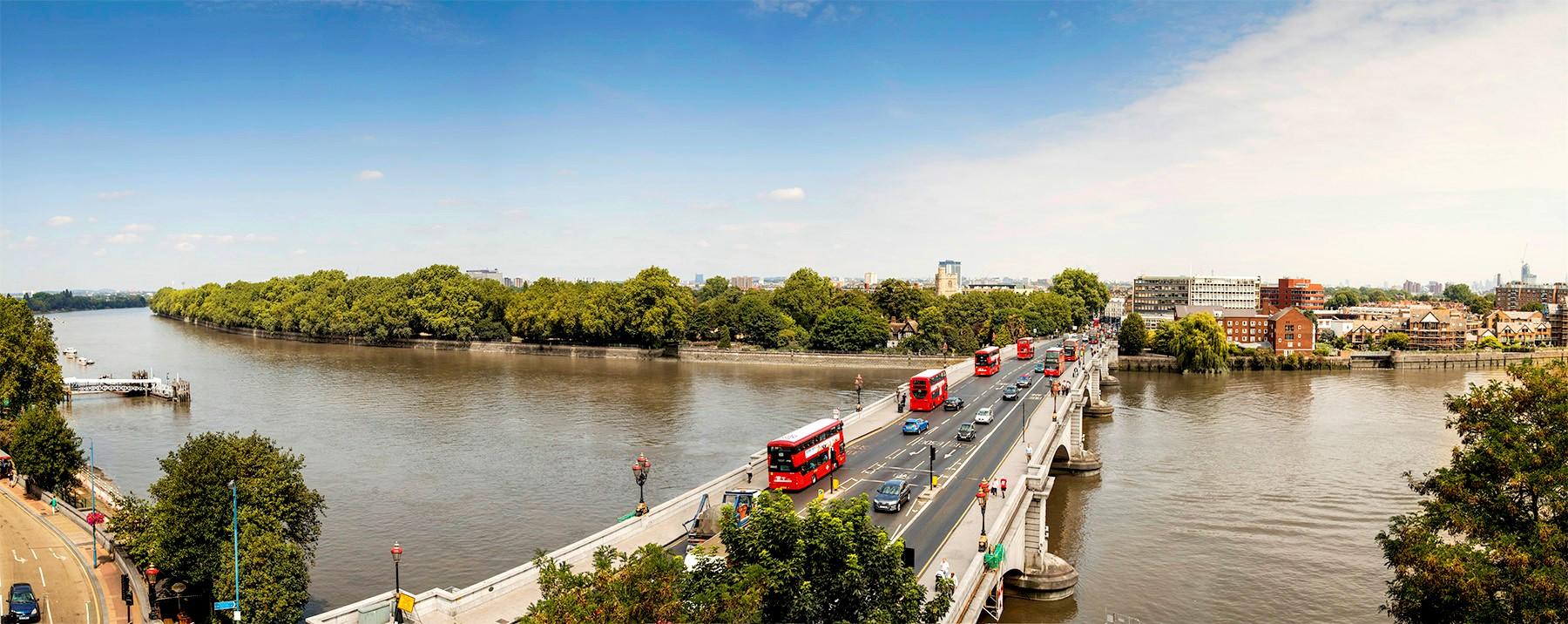 Putney Bridge - Henry Reichhold