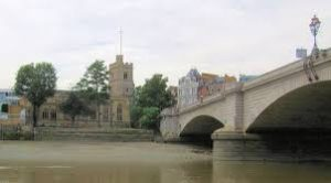 St Marys and bridge