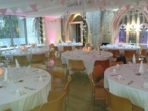 Lancaster Hall - Wedding